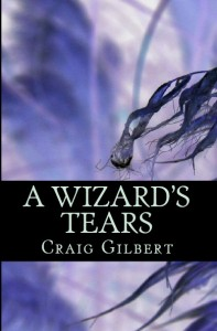 New cover for A Wizard's Tears